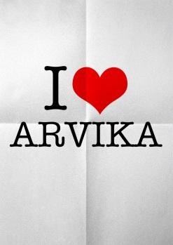 I love Arvika