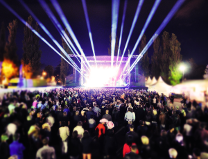 Arvika Hamnfest 2012. Foto: Arvika Hamnfest.