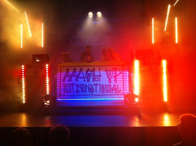 Mash Up International på Arvika Hamnfest. Foto: David Fryxelius.