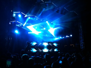 NAUSE på Arvika Hamnfest 2013. Foto: Johannes Fryxelius.