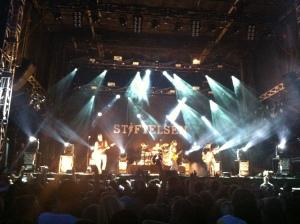 Stiftelsen på Arvika Hamnfest. Foto: David Fryxelius.