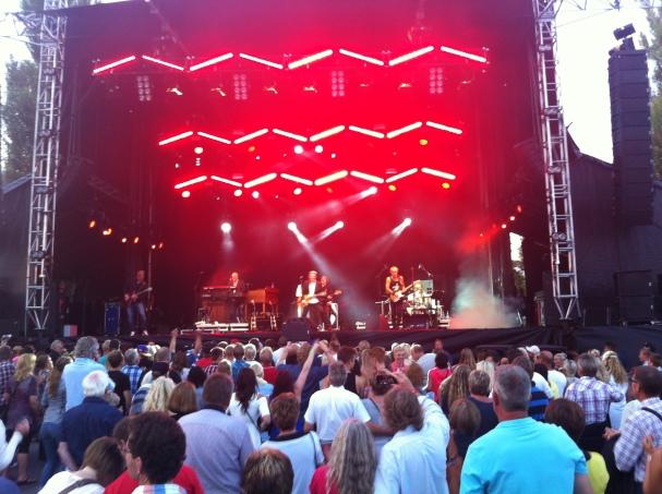 Sven-Ingvars på Arvika Hamnfest. Foto: David Fryxelius.
