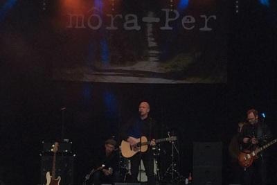 Môra-Per på Arvika Stadsfest 2014. Foto: David Fryxelius.