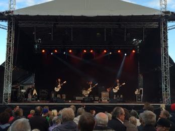 Starboys på Arvika Stadsfest 2014. Foto: David Fryxelius.