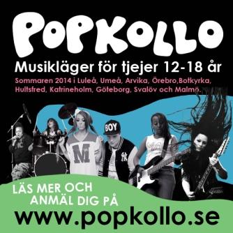 Popkollo 2014