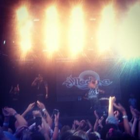 Medina på Arvika Hamnfest 2014. Foto: Arvika Musik.
