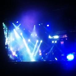 Takida på Arvika Hamnfest 2014. Foto: Arvika Musik.