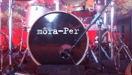 môra-Per trumset. Foto: môra-Per.