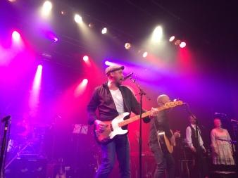 môra-Pers jubileumskonsert på Ritz i Arvika 1/11 2014. Foto: David Fryxelius.