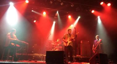 T-Bear & The Dukes för Musikhjälpen på Ritz i Arvika. Foto: David Fryxelius.