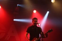 Gain Eleven för Musikhjälpen på Ritz i Arvika. Foto: David Fryxelius.