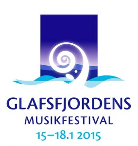 Logotype Glafsfjordens musikfestival 2015