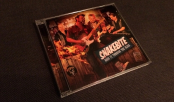 CD: Snakebite - Rock it through the blues.