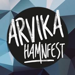Arvika Hamnfest 2015 logotype.