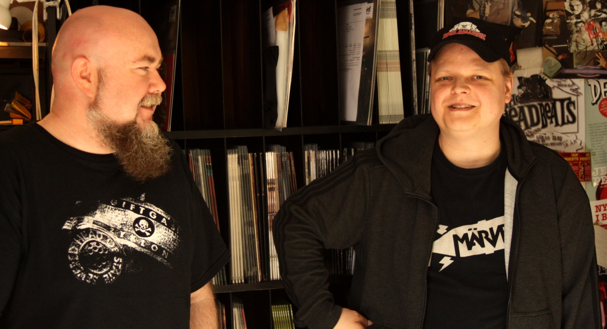 Vinyl ger ett mer aktivt lyssnande