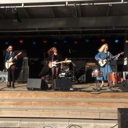 KATTHEM på Rock Im Stadspark 2015. Foto: David Fryxelius.