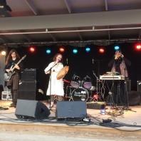 TAWA på Rock Im Stadspark 2015. Foto: David Fryxelius.