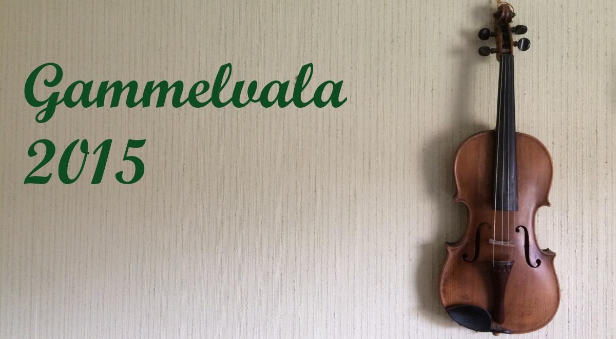 Programmet för Gammelvala