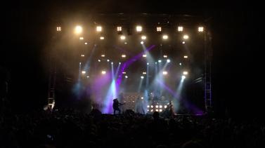Teddybears på Arvika Hamnfest 2015. Foto: David Fryxelius.