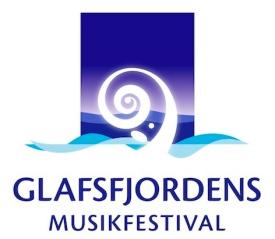 Glafsfjordens musikfestival logga