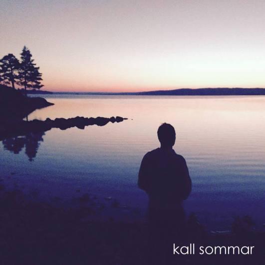 "Skivomslag till Rasputins ""Kall sommar"". Foto: Henrik Emilsson."