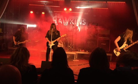 The Hawkins. Foto: David Fryxelius.