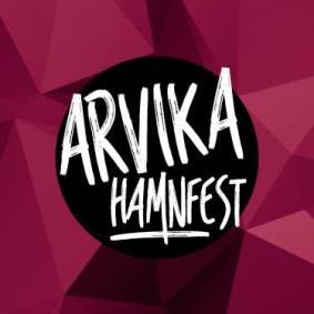 Logotype Arvika Hamnfest 2016. Foto: Arvika Hamnfest.