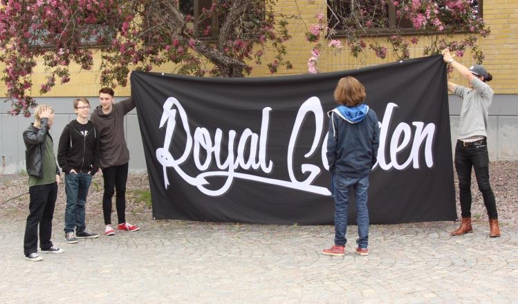 Royal Garden. Foto: David Fryxelius.