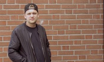 Mathias Andersson. Foto: David Fryxelius.