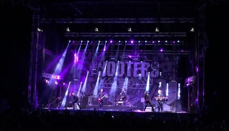 The Hooters på Arvika Hamnfest 2016. Foto: David Fryxelius.