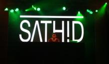 SATH!D på Arvika Hamnfest 2016. Foto: David Fryxelius.