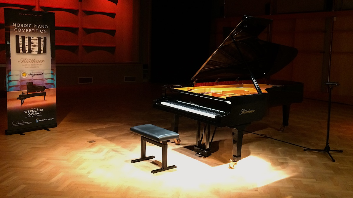 Nordic Piano Competition 2019