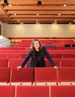 Professor Julia Mustonen-Dahlkvist. Foto: Nordic Piano Forum.