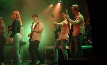 Central Show. Foto: David Fryxelius.