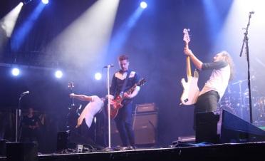 Gain Eleven på Arvika Hamnfest 2017. Foto: David Fryxelius.