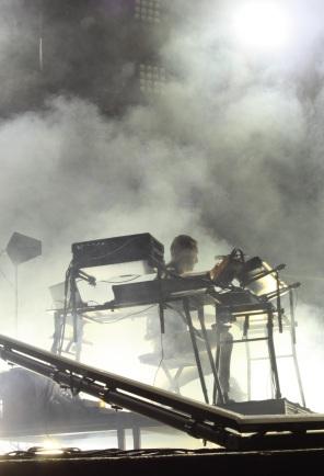 Johnossi på Arvika Hamnfest 2017. Foto: David Fryxelius.