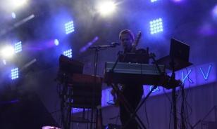 Norlie & KKV på Arvika Hamnfest 2017. Foto: David Fryxelius.