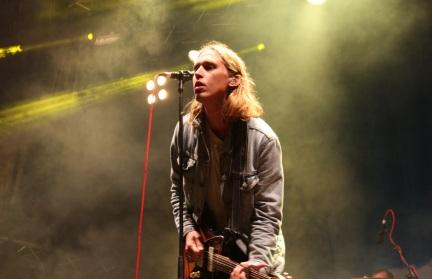 Thomas Stenström på Arvika Hamnfest 2017. Foto: David Fryxelius.