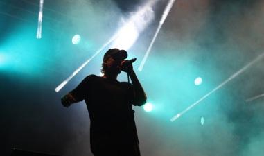 Tjuvjakt på Arvika Hamnfest 2017. Foto: David Fryxelius.