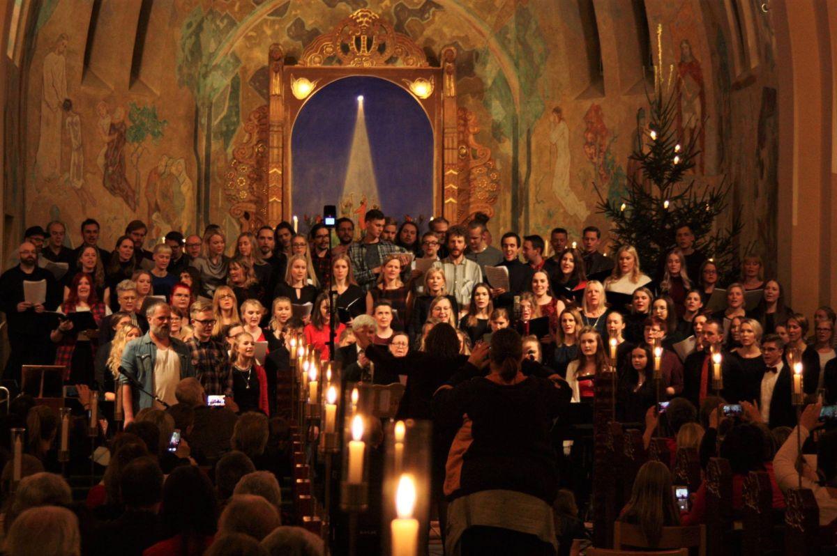 Julkonserter i Arvika 2018