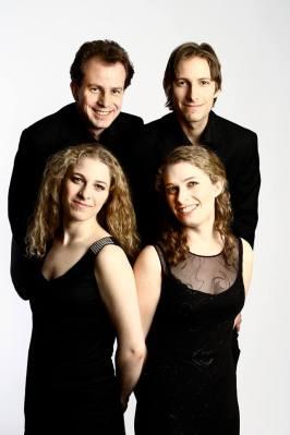 The Dahlkvist Quartet. Foto: The Dahlkvist Quartet.