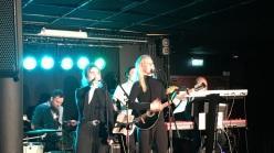 Systrarna Ericsson på premiärkvällen av Arvika Live på Kvarteret i Arvika. Foto: David Fryxelius.