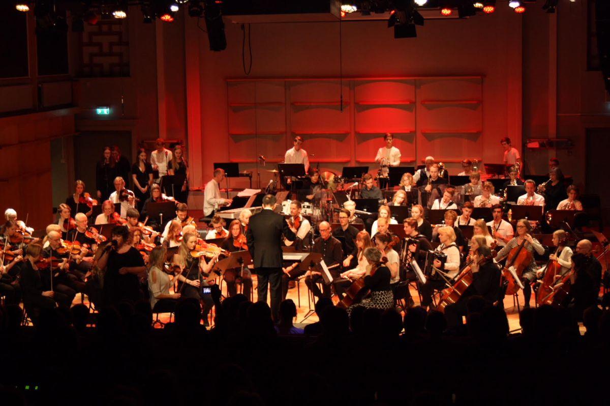 Musikskolans konsertprojekt