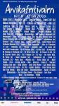 Affisch Arvikafestivalen 2003.