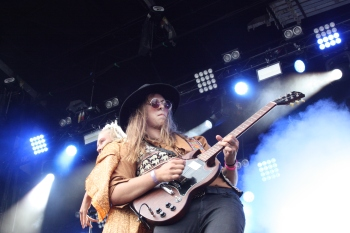 Children Of The Sün på Arvika Hamnfest 2018. Foto: David Fryxelius.