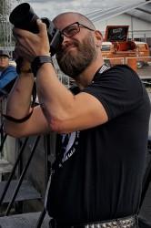 Artikelförfattare och fotograf. Foto: Kent Karlin.