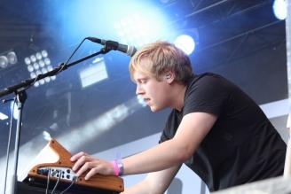 Konsert med Freddy Kalas på Arvika Hamnfest 2018. Foto: David Fryxelius.