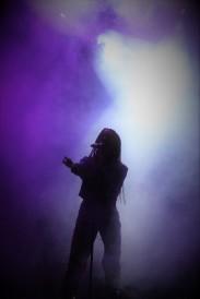Janice på Arvika Hamnfest 2018. Foto: David Fryxelius.