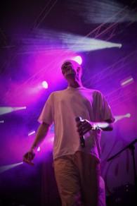 Kapten Röd på Arvika Hamnfest 2018. Foto: David Fryxelius.