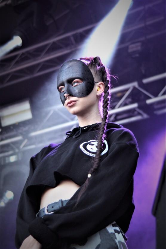 LBSB på Arvika Hamnfest 2018. Foto: David Fryxelius.